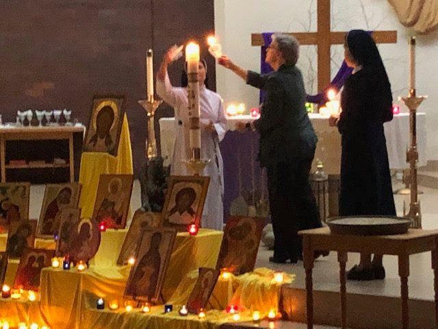 Taizé Prayer Service