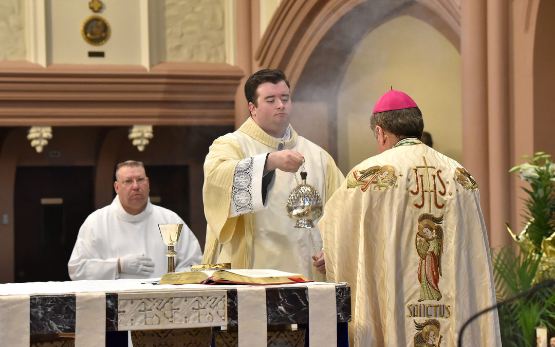 Ordination of Fr. Jacob McDaniel